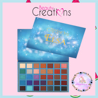 BEAUTY CREATIONS ELSA FROZEN EYESHADOW PALETTE