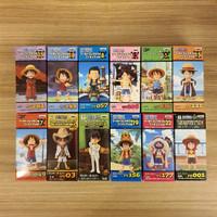 WCF Luffy One Piece ORIGINAL Monkey D Luffy - Vol 5 TV036 BIB
