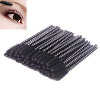 Mascara Wand Silicone Spoolie Brush Eyelash Extension Sikat Bulu Mata