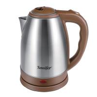 Sonifer Teko kettle listrik 1,8 L Pemanas Air 1.8 L stainless SF-2051
