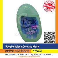 COLOGNE - Pucelle - Splash Cologne Musk 175ml