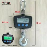 Timbangan Gantung Digital Scale 500Kg / 300 KG /150 KG /75KG-YOYOSOO