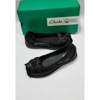 Clarks art GS875 Sepatu Flat Kulit Wanita