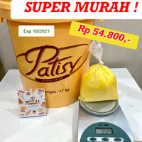 corman patisy butter blend 500gr repack