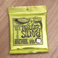 Ernieball 10-46 Electric Guitar String super slinky 2221