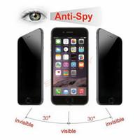Tempered Glass Anti-Spy FULL SCREEN iP 6 6s 7 8 7+ 8+ X XR XsMax 11 12