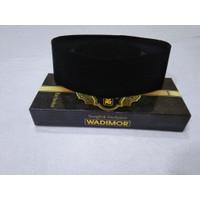 Songkok/Peci Wadimor Hitam Polos [GROSIR/ECER MURAH]