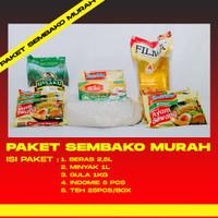 Parcel Sembako Murah Lengkap | Paket Sembako Murah Lengkap (Paket 5)