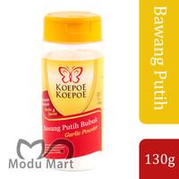 KOEPOE KOEPOE Bawang Putih Bubuk 130g - Cap Kupu Kupu Garlic Powder