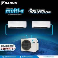 AC Daikin Multi S 1/2 PK + 3/4 PK