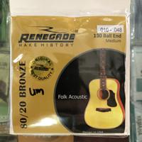 Senar gitar akustik renegade