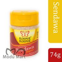 KOEPOE KOEPOE Sendawa Bubuk 74g - Cap Kupu Kupu Salpeter Powder