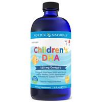 Nordic Naturals Children Baby DHA 530 mg Omega 3 - 473 ml Children's