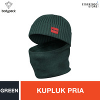 Bodypack Exceed Beanie - Green