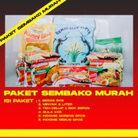 Paket Parcel Sembako Murah Lengkap | Parcel Sembako Murah (Paket 8)