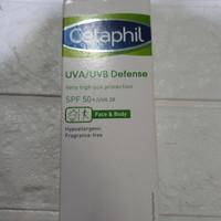 Cetaphil Sun Protection UVA/UVB Defense SPF 50+ / UVA28 Face&Body 50ml