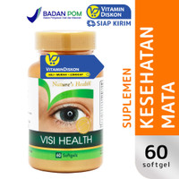 NATURES HEALTH VISI HEALTH ( 60 SOFTGEL)