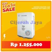 Water Heater Wasser WH 506 A Pemanas Air Panas Rumah Tangga