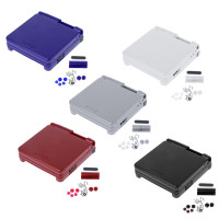 casing shell case gameboy gba sp solid color