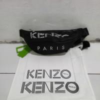 Tas Selempang KenZO-ParIS Black Bumbag