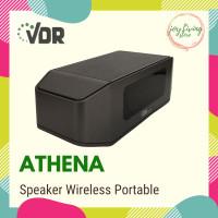 Speaker Stereo Bluetooth Radio VDR Athena Mp3 Alarm Jam