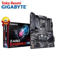 Gigabyte Motherboard ATX Socket LGA1200 4 x DDR4 ( Z490 GAMING X )
