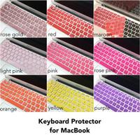 MacBook Skin Keyboard Protector (Polos) Part 2