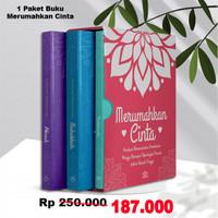 Buku Pernikahan : Merumahkan Cinta ( 3 buku)