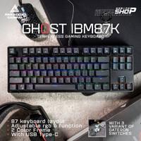 Paradox Gaming GHOST IBM87K - Gaming keyboard