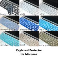 MacBook Skin Keyboard Protector (Polos)