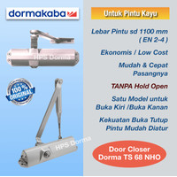 Door Closer Dorma TS 68 NHO