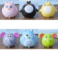 Mainan Anak/Mainan Roll Back Animal/Mainan Anak Lucu - Pinguin Hitam