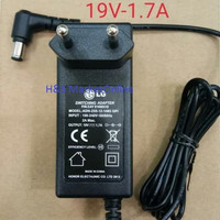 Adaptor Charger Monitor LG TV LED LG Original 19V 0.8a 0,8a