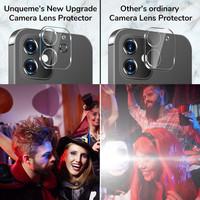 Iphone 11 Pro Max / 12 Mini Pro Max Tempered Glass Kamera 3D Full Back