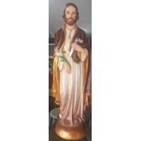 Patung Rohani Katolik Gereja Ibadah Yosef Maria Yesus Patung 1 Meter