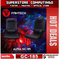 Fantech GC185 / GC-185 - Best Buy Affordable Gaming Chair