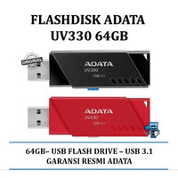 Flashdisk Adata Flash drive UV 330 64GB USB 3.1