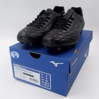 Sepatu Bola Mizuno Monarcida Neo Select FG All Black
