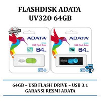 Flashdisk Adata Flash drive UV 320 64GB USB 3.1
