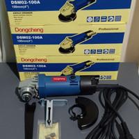 """Mesin Gerinda Tangan 4"""" Dongcheng DSM02-100A"""