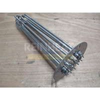 Hooper dryer heater | Tubular heater 2000w