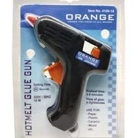 ORANGE 4100-10 Lem Tembak Listrik 10W Glue Gun Baru Bs COD