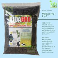 Pupuk Organik Vedagro 1 kg Hayati Pembenah Tanah NPK dan Asam Amino