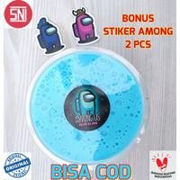 Slime Among Us Bonus Stiker/slime 200cx/slime tofu/tofu slime/Biru