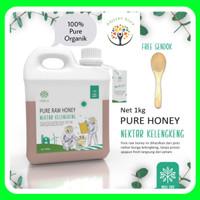 Madu Kesehatan 100% Natural Organik 1kg TAVA Nektar Bunga Kelengkeng
