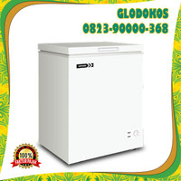 CHEST FREEZER BOX ARTUGO CF-101 MURAH ORIGINAL BERGARANSI
