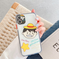 Huawei P7 P8 P9 P10 P20 P30 Lite Pro Plus One Piece Cute Case