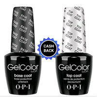 Base coat / Top coat Opi gel kutek