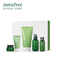 [innisfree] Green Tea Hydration Duo Set