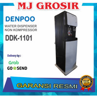 PROMO WATER DISPENSER DENPOO DDK 1101 DDK1101 HOT & COOL